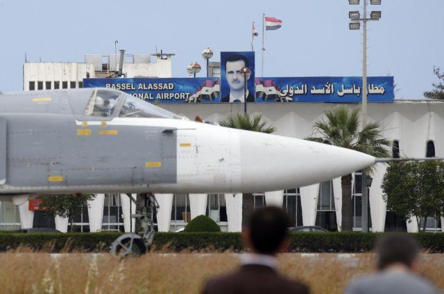 Πούτιν: Η Ρωσία θα διατηρήσει την αεροπορική βάση στη Συρία   tovima.gr