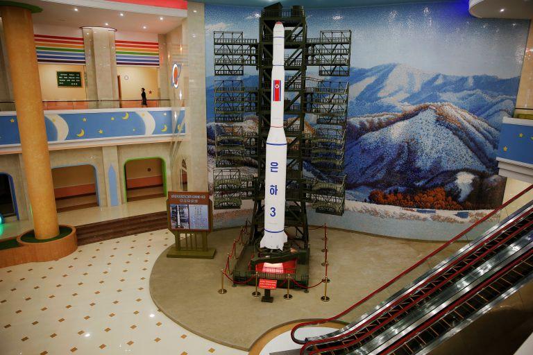 Aποτυχημένη η νέα πυραυλική δοκιμή της Β.Κορέας   tovima.gr