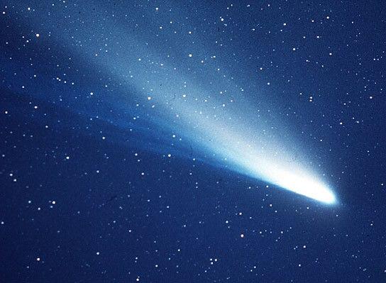 Βροχή διαττόντων από τον κομήτη του Χάλεϊ | tovima.gr