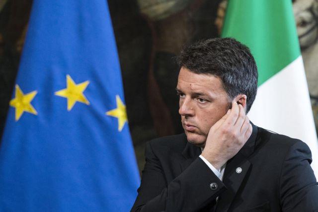 Ρέντσι: Στην Ευρώπη χρειάζεται συγκεκριμένη στρατηγική για την μετανάστευση   tovima.gr