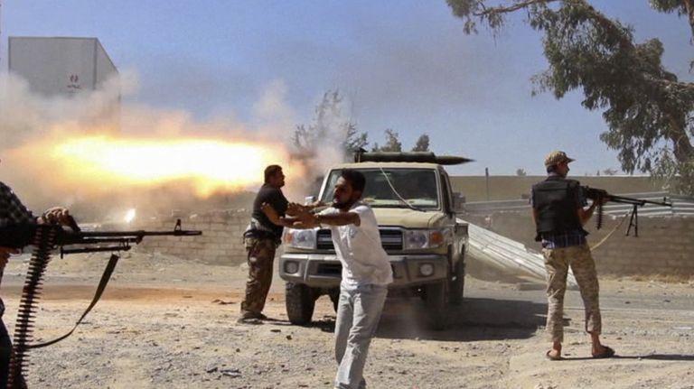 H διεθνής κοινότητα αναζητεί τρόπους δράσης για τη Λιβύη | tovima.gr