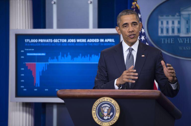 Ομπάμα: Ζήτησε από το Κογκρέσο μέτρα στήριξης της οικονομίας | tovima.gr