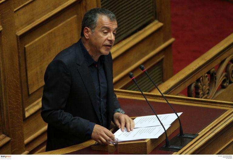 Θεοδωράκης: Ο Τσίπρας ξέμεινε από χρήματα και υπογράφει ό,τι του δώσουν   tovima.gr
