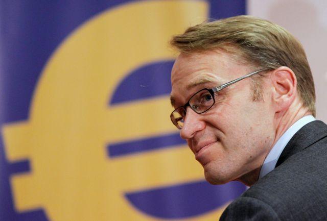Στην Αθήνα ο πρόεδρος της Bundesbank Γενς Βάιντμαν | tovima.gr
