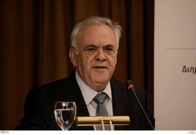 Γ. Δραγασάκης: Εισερχόμαστε σε περίοδο ρεαλιστικής προοπτικής για την οικονομία και την κοινωνία | tovima.gr