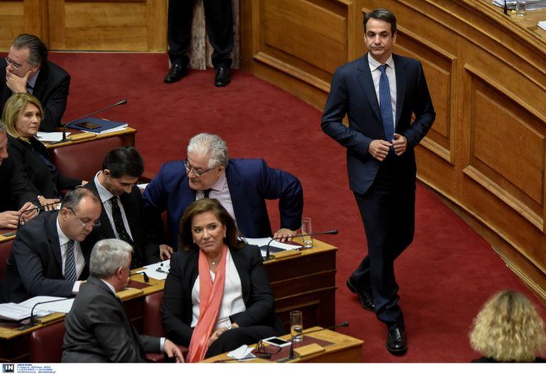 Νέα Δημοκρατία: Σκληρή στάση κατά του πολυνομοσχεδίου – «Ναι» σε αποκρατικοποιήσεις και διαρθρωτικές αλλαγές   tovima.gr