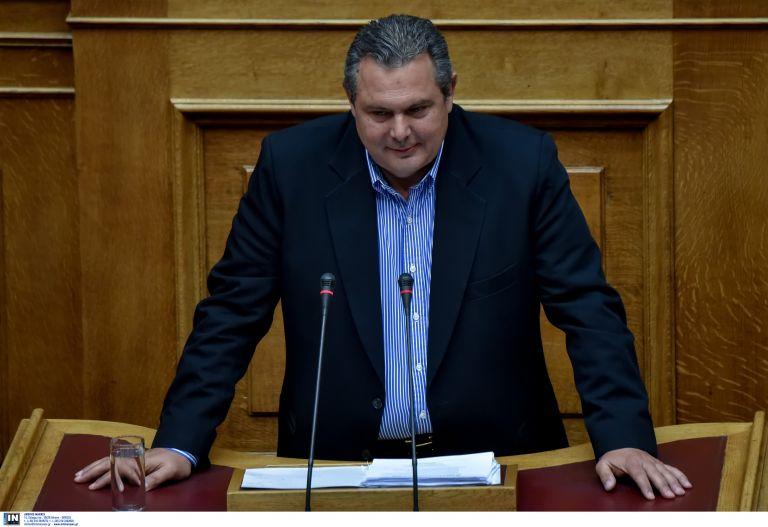 Καμμένος: Θα εφαρμόσουμε την απόφαση ΣτΕ για τους ένστολους | tovima.gr