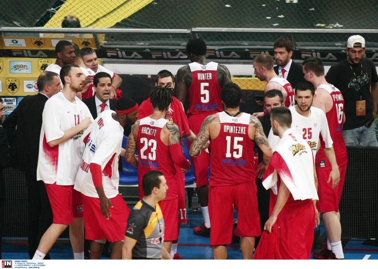 Μπάσκετ: ΑΕΚ – Ολυμπιακός (75 – 89) | tovima.gr