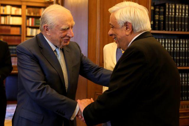 Παυλόπουλος: Σωστή η επιβολή κυρώσεων σε όσους δεν δείχνουν αλληλεγγύη στο προσφυγικό | tovima.gr