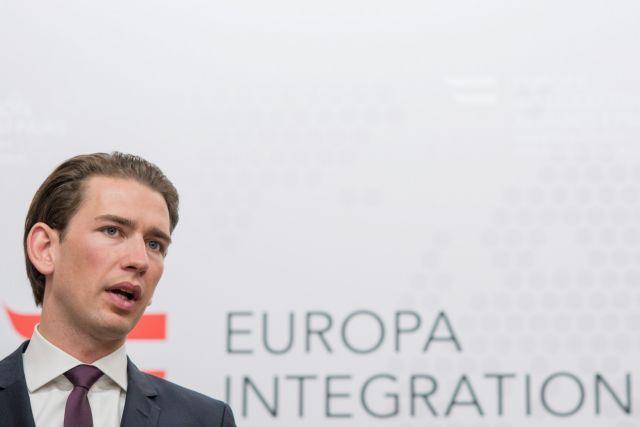 Αυστρία καλεί Τουρκία να δώσει εξηγήσεις για τις διαδηλώσεις υπέρ Ερντογάν | tovima.gr