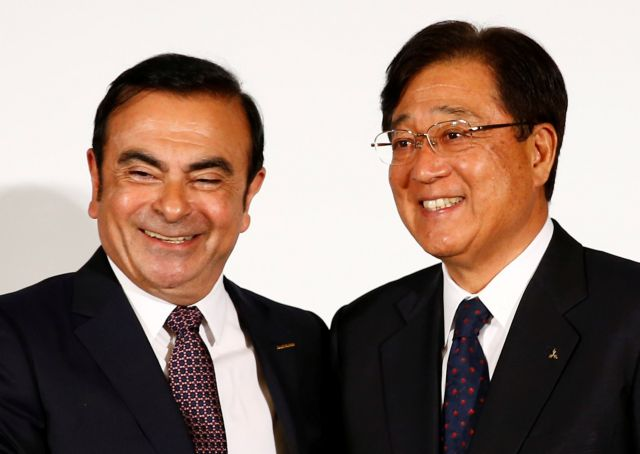 Η Nissan συμφώνησε στην εξαγορά μεριδίου 34% της Mitsubishi   tovima.gr