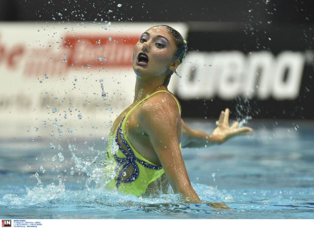 Τέταρτη στο Ευρωπαϊκό συγχρονισμένης κολύμβησης η Πλατανιώτη | tovima.gr
