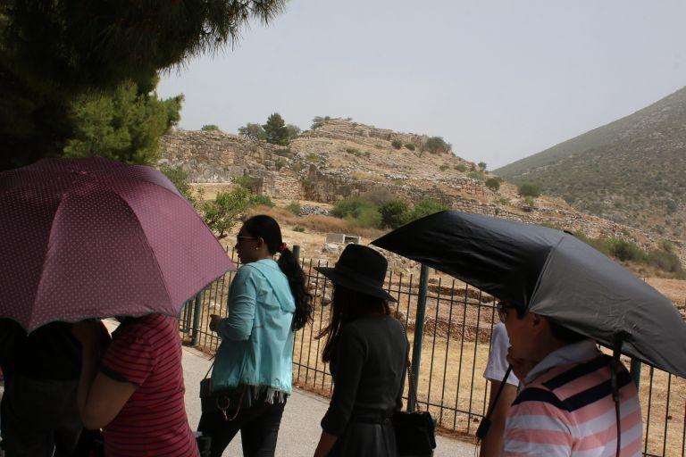 Αστατος καιρός με τοπικές βροχές και καταιγίδες | tovima.gr
