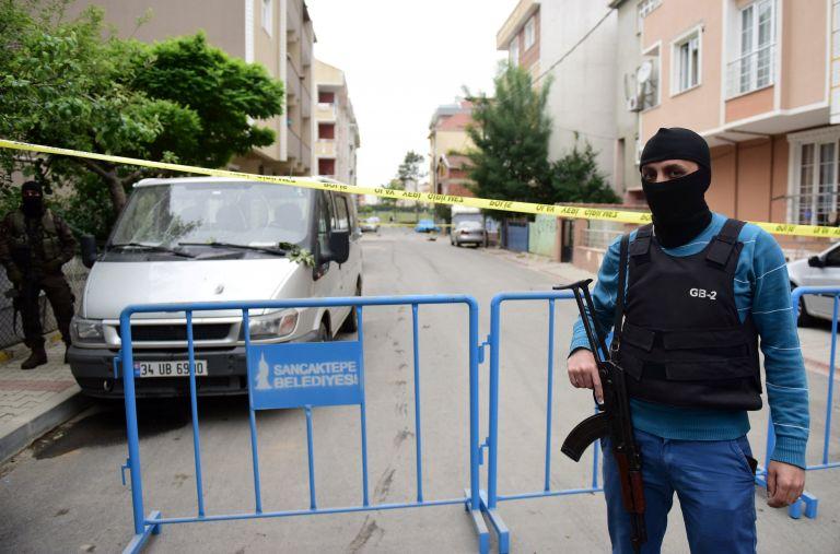 Τουρκία: Φόβοι για επιθέσεις στην εθνική γιορτή της Πέμπτης | tovima.gr