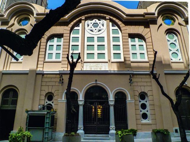 Ανακαινίστηκε η ιστορική συναγωγή Μοναστηριωτών της Θεσσαλονίκης   tovima.gr