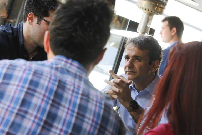 Μητσοτάκης: Τα πρόσθετα μέτρα θα βουλιάξουν την οικονομία | tovima.gr