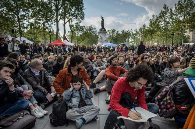 Η Γαλλία στους δρόμους ενάντια στην εργασιακή ανασφάλεια | tovima.gr