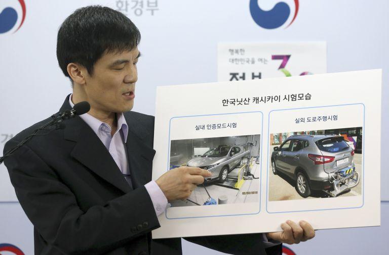 Η Νότια Κορέα κατηγορεί τη Nissan ότι «κλέβει» σε ρύπους   tovima.gr