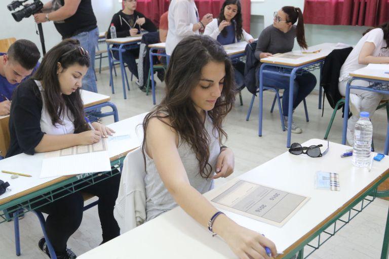 Πανελλαδικές: Απαντήσεις θεμάτων σε Μαθηματικά, Βιολογία, Ιστορία, Φυσική | tovima.gr