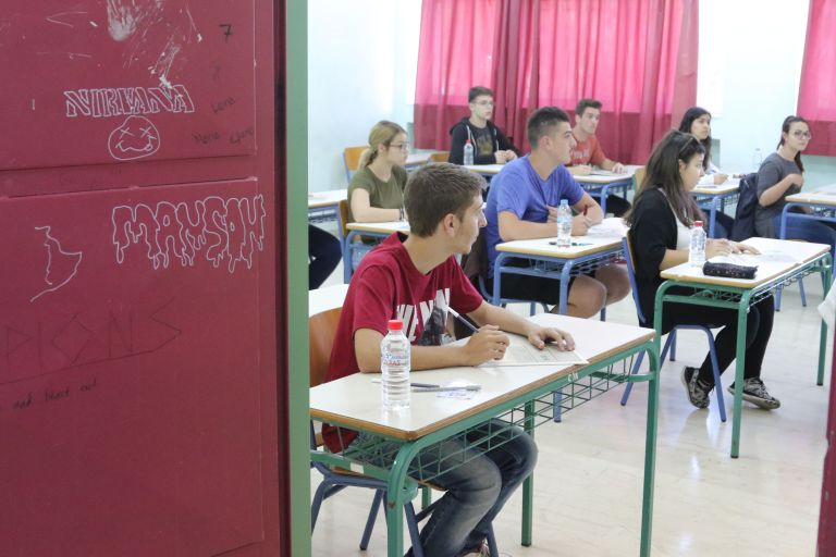 Νέα πρόταση για την Παιδεία εν μέσω Πανελλαδικών εξετάσεων | tovima.gr