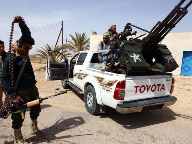 Την εξάλειψη του ISIS στη Λιβύη σχεδιάζει η Δύση   tovima.gr