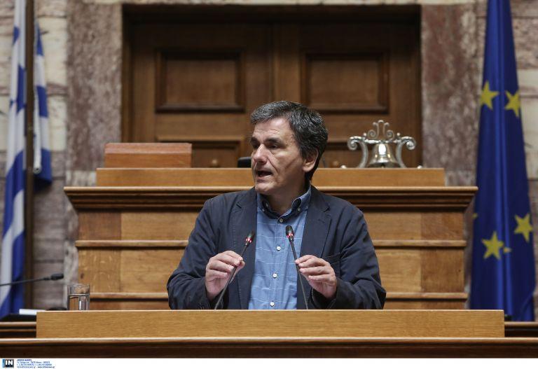 Ο Τσακαλώτος ανακοίνωσε την μεταβίβαση και του ΟΣΕ | tovima.gr