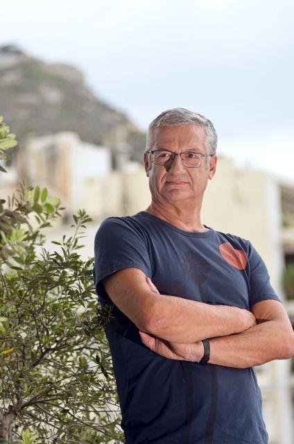 Βαγγέλης Θεοδωρόπουλος: «Το Φεστιβάλ δεν είναι το προσωπικό μου μαγαζί» | tovima.gr