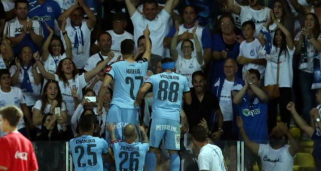 Σοβαρά επεισόδια στον τελικό Κυπέλλου στην Κύπρο   tovima.gr