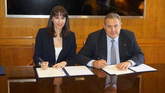 Πρωτόκολλο συνεργασίας για αξιοποίηση ακινήτων του ΥΠΕΘΑ | tovima.gr