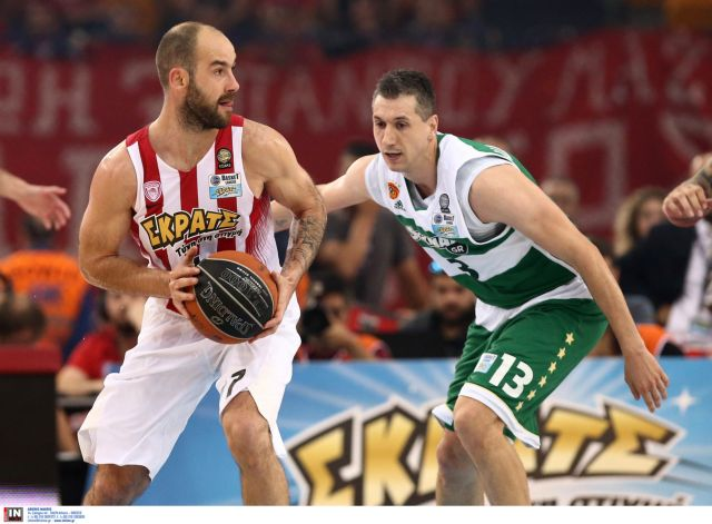 Α1 Μπάσκετ: Παναθηναϊκός-Ολυμπιακός (19:30) | tovima.gr