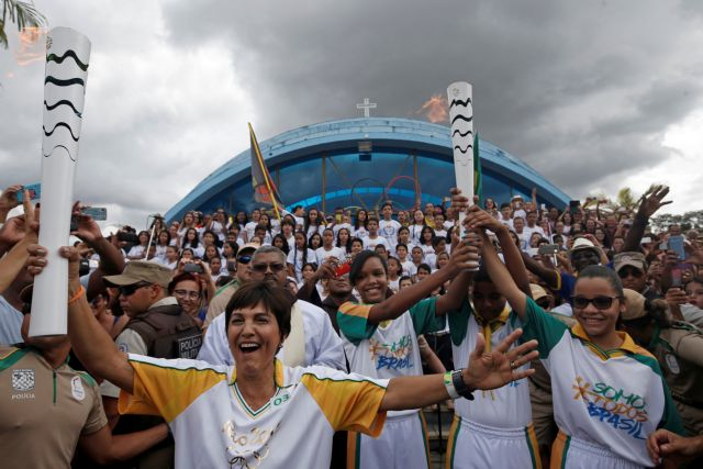 Η οργανωτική επιτροπή των Ολυμπιακών Αγώνων του Ρίο απέρριψε το ενδεχόμενο να αναβληθεί ή να ακυρωθεί η διοργάνωση   tovima.gr