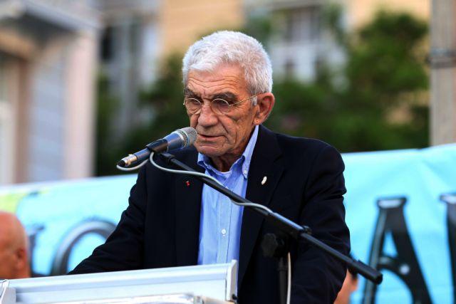 Για ξενοφοβία κατηγόρησε ο Μπουτάρης τον Τζιτζικώστα   tovima.gr