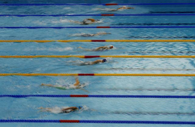 Στον τελικό η εθνική ανδρών στα 4Χ100μ. μικτή ομαδική   tovima.gr