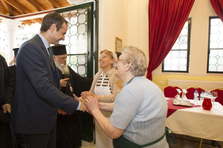 Καταφύγιο των λαϊκών στρωμάτων επιχειρεί να καταστήσει τη Ν.Δ. ο Κυριάκος Μητσοτάκης   tovima.gr