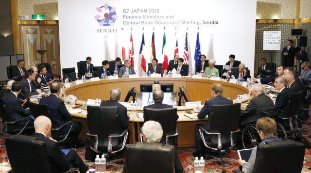 G7: Το Brexit εγκυμονεί κινδύνους για την παγκόσμια οικονομία   tovima.gr