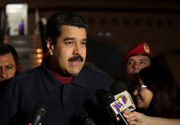 Μαδούρο: Να διαιρέσουν τον στρατό της Βενεζουέλας ονειρεύονται οι ΗΠΑ | tovima.gr