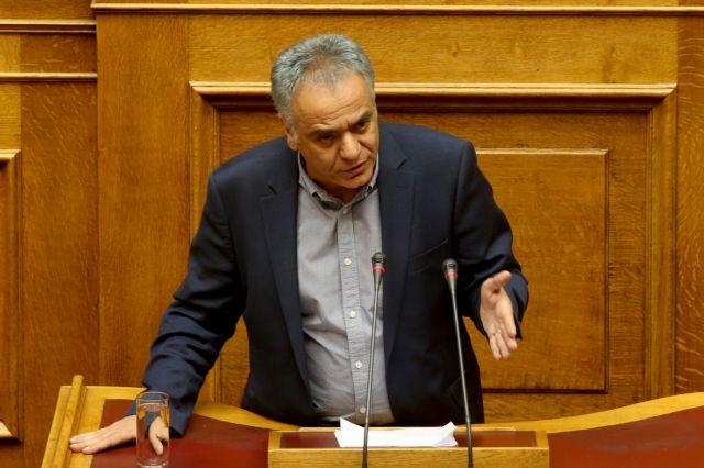 Σκουρλέτης vs ΝΔ: Ο νεοφιλελεύθερος λαϊκισμός σάς οδηγεί σε αδιέξοδο   tovima.gr