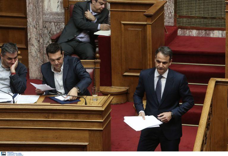 Τσίπρας – Μητσοτάκης: σύγκρουση δυο αφηγημάτων για το μέλλον της ελληνικής οικονομίας   tovima.gr