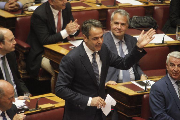 Ραγδαίες πολιτικές εξελίξεις βλέπει το φθινόπωρο η Νέα Δημοκρατία   tovima.gr