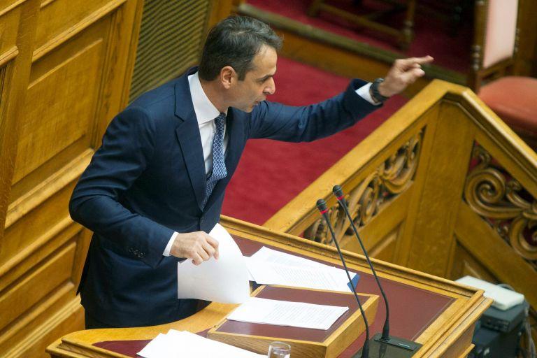 Σφοδρή επίθεση ΥΠΕΣ κατά Μητσοτάκη για τα πλαστά πτυχία   tovima.gr