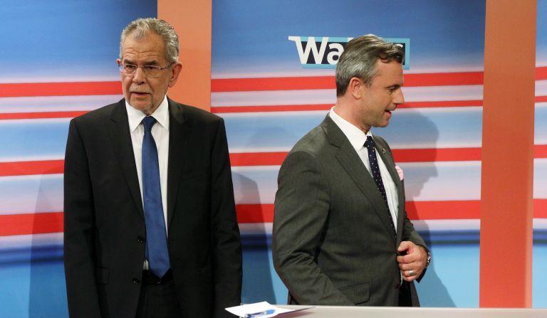 Eπαναλαμβάνονται οι προεδρικές εκλογές θρίλερ στην Αυστρία | tovima.gr