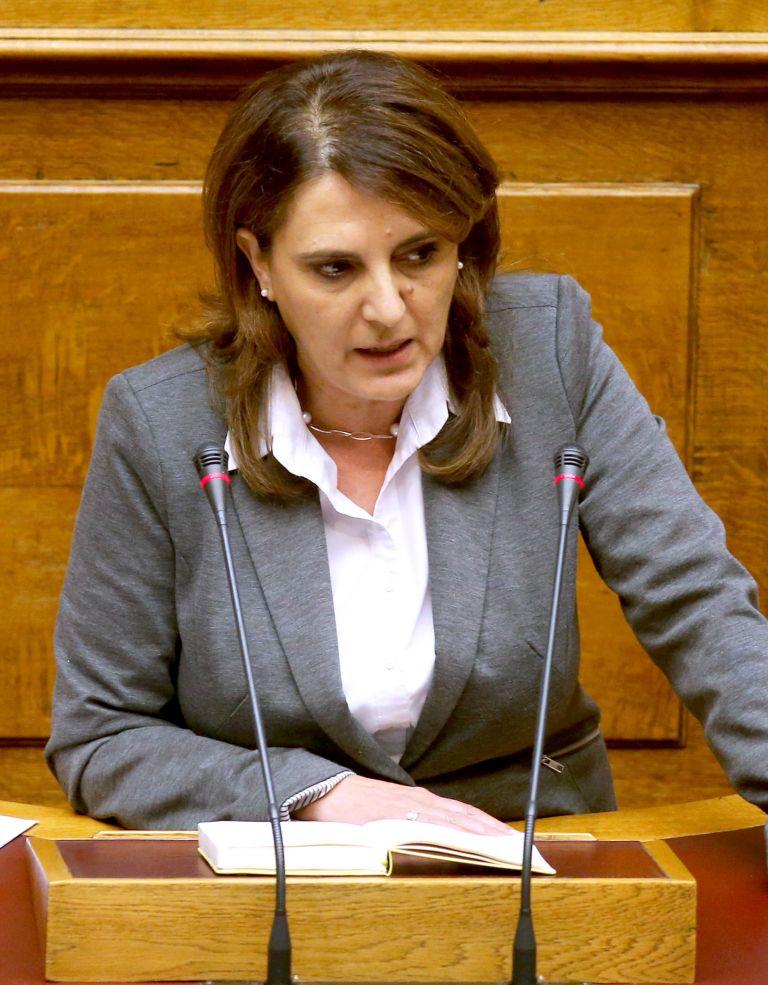 Ολυμπία Τελιγιορίδου: Η νέα Υφυπουργός Αγροτικής Ανάπτυξης | tovima.gr