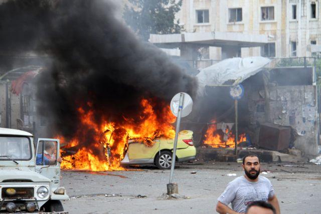 Συρία: Πολύνεκρες επιθέσεις της ISIS σε Ταρτούς και Τζάμπλα | tovima.gr