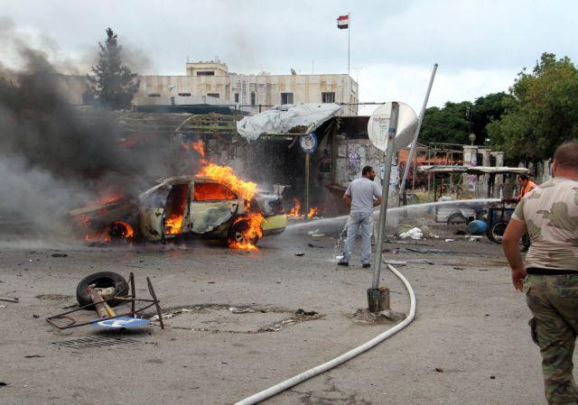 Τουλάχιστον 28 τζιχαντιστές νεκροί σε επιδρομή του τουρκικού στρατού | tovima.gr