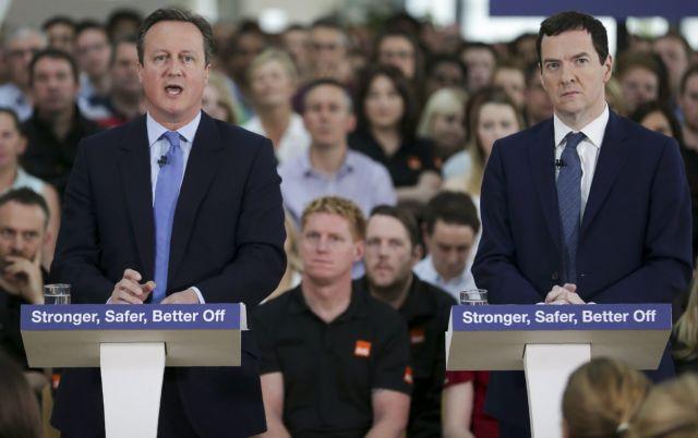 Βρετανία: Θα χαθούν μισό εκατομμύριο θέσεις εργασίας σε περίπτωση Brexit   tovima.gr