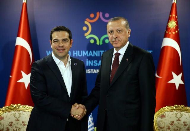 Refugee crisis at the top of Tsipras-Erdogan agenda | tovima.gr