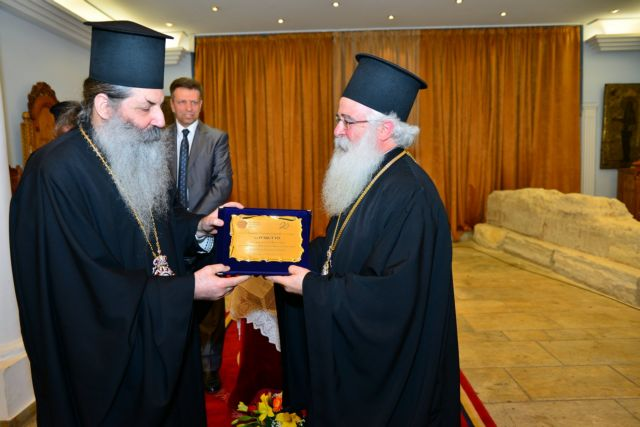 Το κίνημα των «αντισυνοδικών» Μητροπολιτών και οι «αρχηγοί» του   tovima.gr