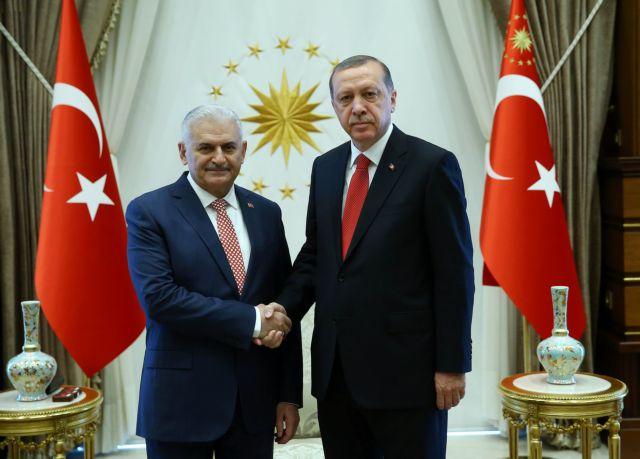 Τουρκία: Ανακοινώθηκε η σύνθεση της νέας κυβέρνησης   tovima.gr