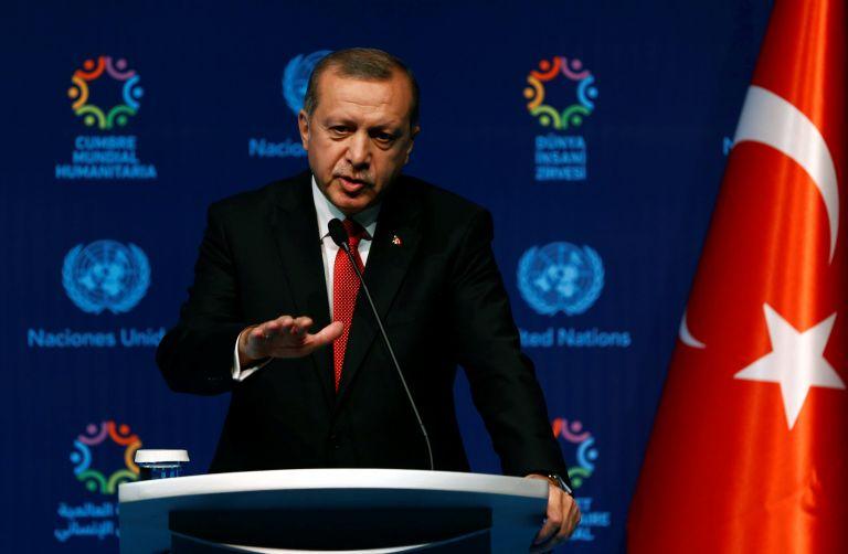 Ερντογάν: Απειλεί με μπλόκο στη συμφωνία ΕΕ – Τουρκίας   tovima.gr
