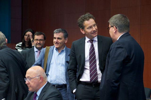 Σε κλίμα αισιοδοξίας όλες οι δηλώσεις των ευρωπαίων αξιωματούχων αλλά και του έλληνα υπουργού οικονομικών | tovima.gr